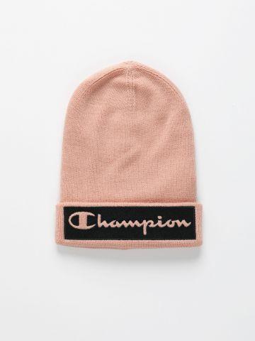 כובע גרב עם כיתוב לוגו / נשים של CHAMPION