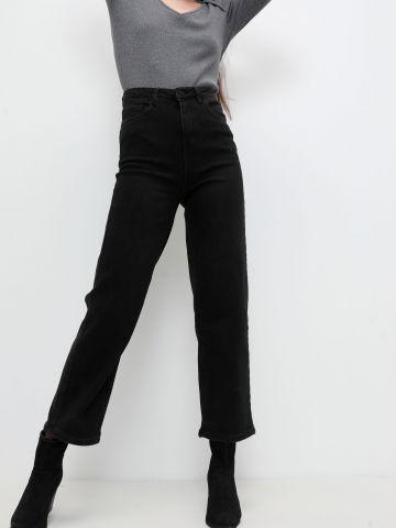ג'ינס בגזרה רחבה של TERMINAL X