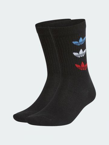 מארז 2 זוגות גרביים עם לוגו / נשים של ADIDAS Originals