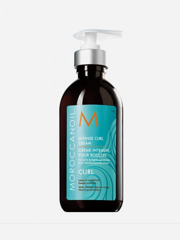 קרם הזנה לתלתלים Intense curl cream של MOROCCANOIL