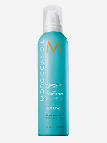 מוס מעניק נפח Volumizung mousse של MOROCCANOIL