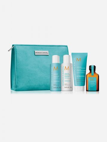 סט נסיעות לחות Travel kit hydration של MOROCCANOIL