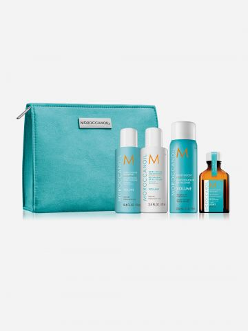 סט נסיעות נפח Travel kit volume של MOROCCANOIL