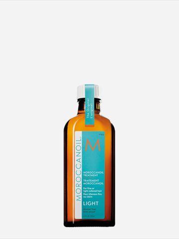 שמן טיפולי Moroccanoil treatment light של MOROCCANOIL