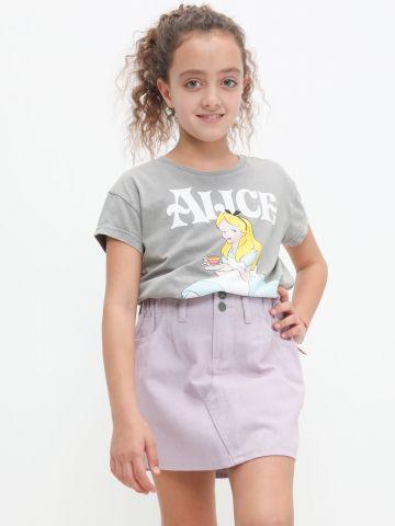 חצאית ג'ינס מיני של FOX