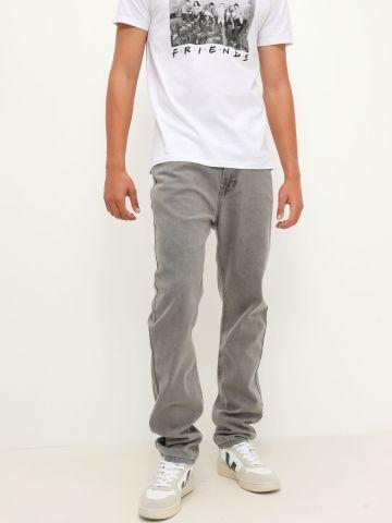 ג'ינס ווש בגזרת סלים של FOX