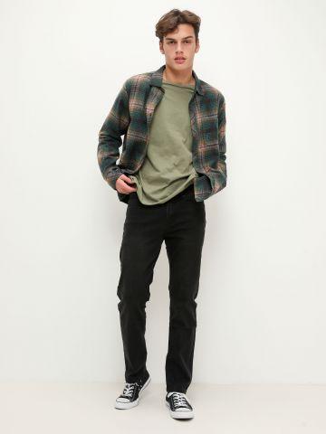 ג'ינס בגזרה ישירה של FOX