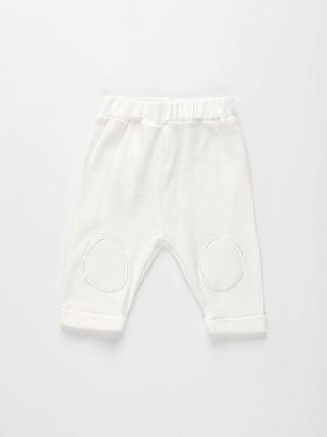 מכנסיים ארוכים עם רקמה / 0-2Y של FOX