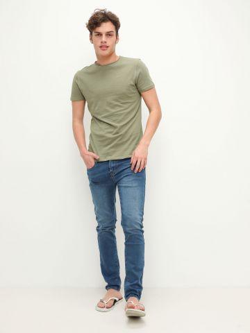 ג'ינס ארוך בגזרת סקיני של FOX