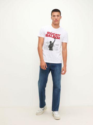 ג'ינס בגזרה ישרה של FOX