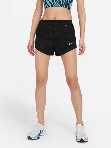 מכנסי ריצה קצרים עם לוגו Dri-Fit של NIKE