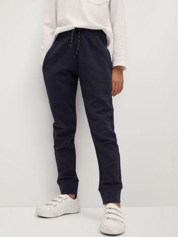 מכנסי טרנינג של MANGO