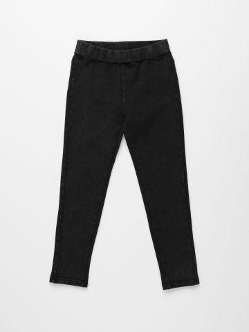 מכנסי פוטר דמוי ג'ינס / בנות של FOX