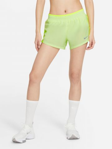 מכנסי ריצה עם סטריפים רשת של NIKE