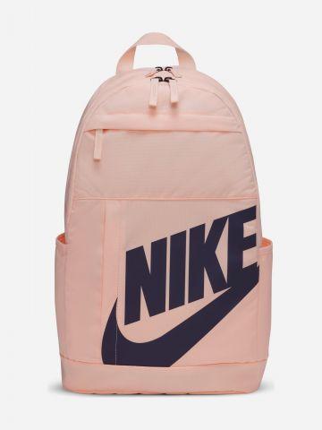 תיק גב עם כיסים והדפס לוגו / נשים של NIKE