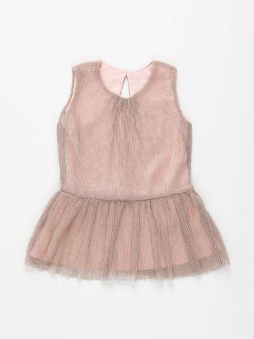 שמלת טול מנצנצנת / 3M-3Y של FOX
