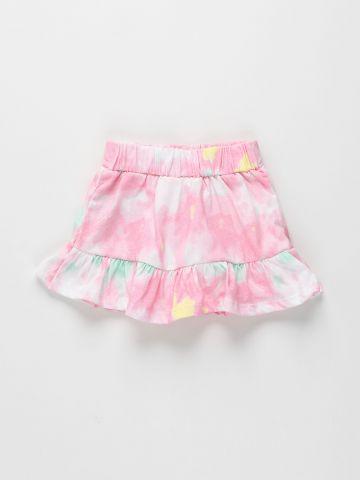 חצאית פפלום טאי דאי / 3M-3Y של FOX