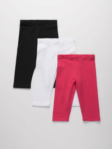 מארז 3 מכנסי טייץ / בנות של FOX