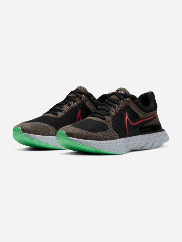 נעלי ריצה React Infinity Run Flyknit 2 / גברים של NIKE