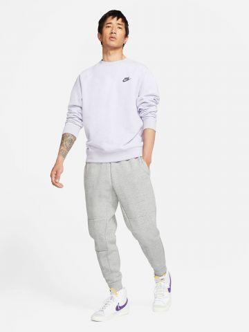 מכנסי טרנינג מלאנז' Tech Fleece של NIKE