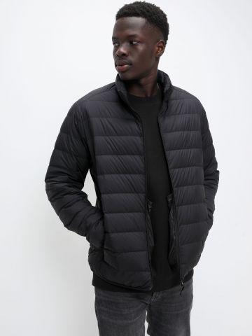 מעיל קווילט עם צווארון גבוה Ultra light down jacket 1 של UNIQLO