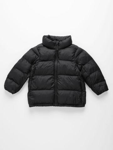 מעיל קווילט עם צווארון גבוה Volume Warm Padded Jacket / ילדים של UNIQLO