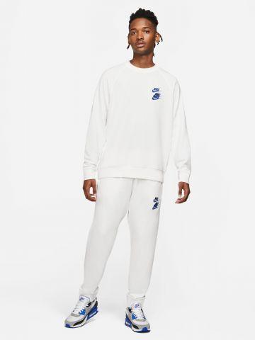מכנסי טרנינג פרנץ' טרי עם רקמת לוגו של NIKE