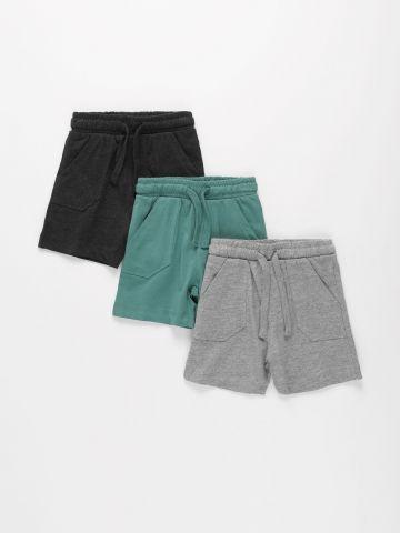 מכנסיים קצרים עם כיסים / 3M-3Y של FOX