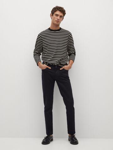 ג'ינס חלק Slim Fit של MANGO
