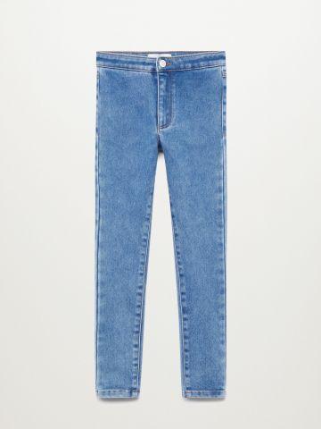 ג'ינס ארוך Super skinny / בנות של MANGO