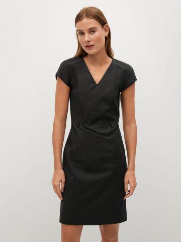 שמלת מיני מחוייטת של MANGO