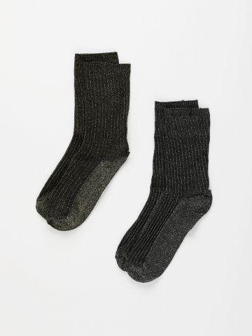 מארז 2 זוגות גרביים לורקס / נשים של TERMINAL X