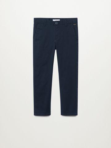 מכנסיים בגזרה ישרה / בנים של MANGO