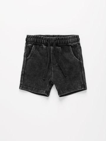 מכנסיים קצרים דמוי ג'ינס / 6M-3Y של FOX