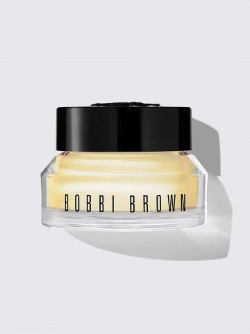 קרם לחות לעיניים מועשר בויטימינים של BOBBI BROWN