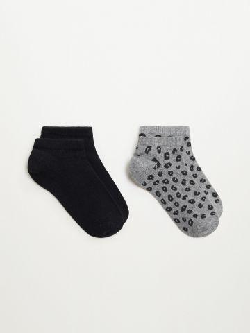 מארז 2 זוגות גרביים נמוכים / בנות של MANGO
