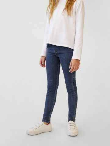 טייץ דמוי ג'ינס של MANGO