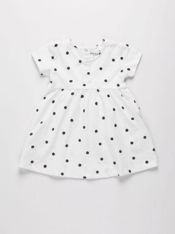 שמלה בהדפס וכיתוב / 3M-3Y של FOX