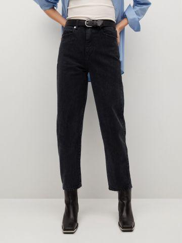 ג'ינס גבוה slouchy של MANGO
