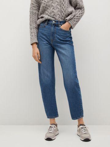 ג'ינס גבוה בגזרה Slouchy של MANGO