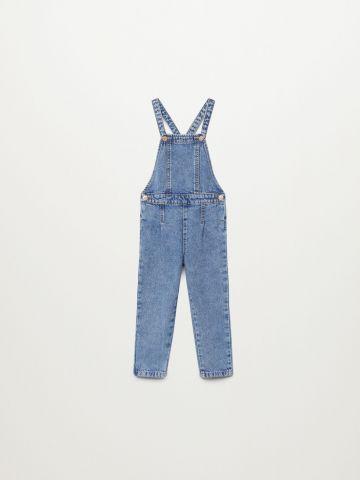 אוברול ג'ינס ארוך / 9M-4Y של MANGO