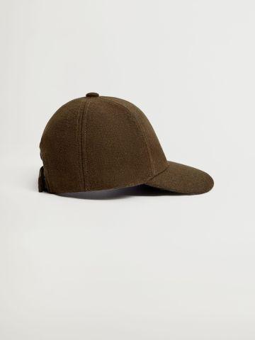 כובע מצחייה צמר / נשים של MANGO