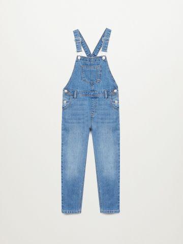 אוברול ג'ינס ארוך / בנות של MANGO