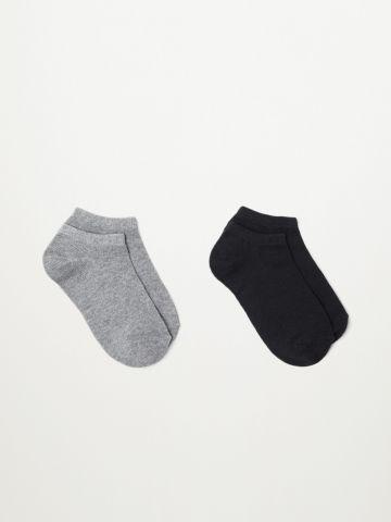 מארז 2 זוגות גרביים / ילדים של MANGO