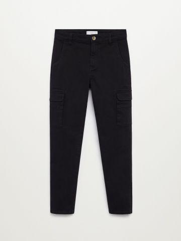 מכנסיים ארוכים עם כיסים / בנים של MANGO