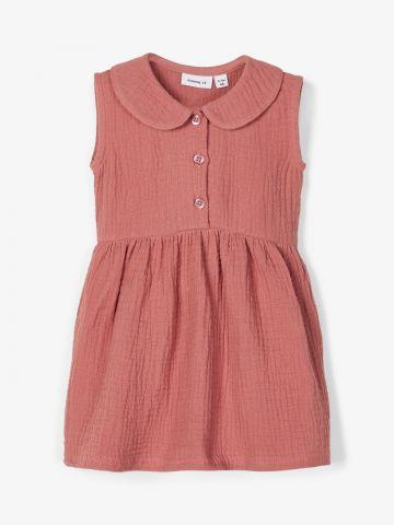 שמלה מתרחבת עם צווארון / 0-12M של NAME IT