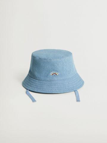 כובע באקט עם הדפס 1M-24M / Colorful Mood של MANGO