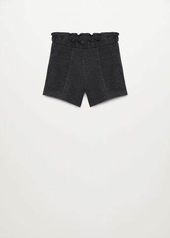מכנסיים קצרים עם מלמלה / בנות של MANGO