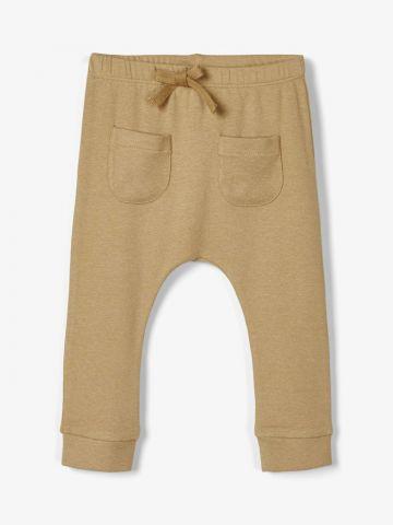 מכנסיים ארוכים עם כיסים / 0-12M של NAME IT