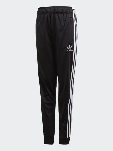 מכנסי טראק עם פסי המותג / בנים של ADIDAS Originals